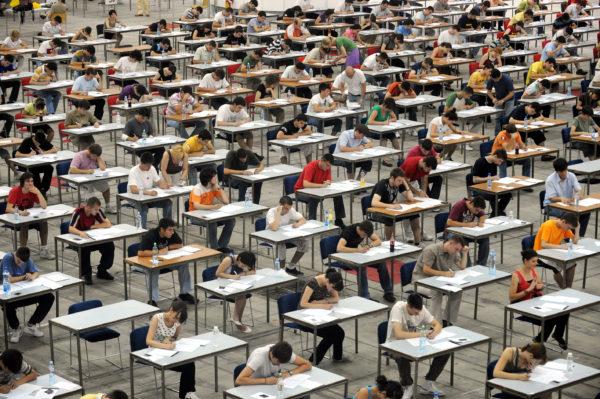 examens (alleen redactioneel gebruik)